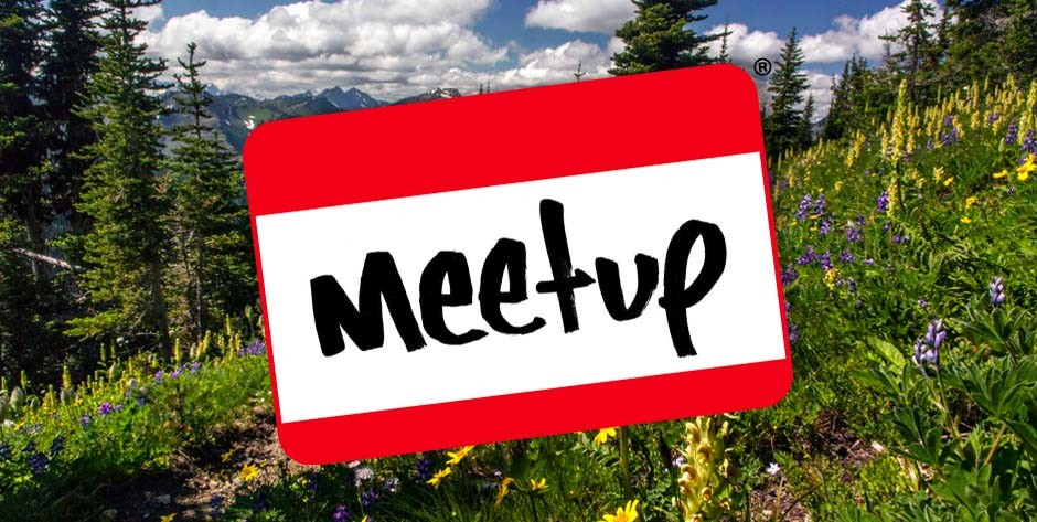 Check us out on Meetup!