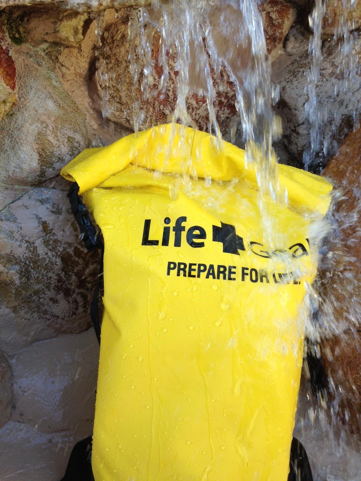 30 Gal. water proof bag