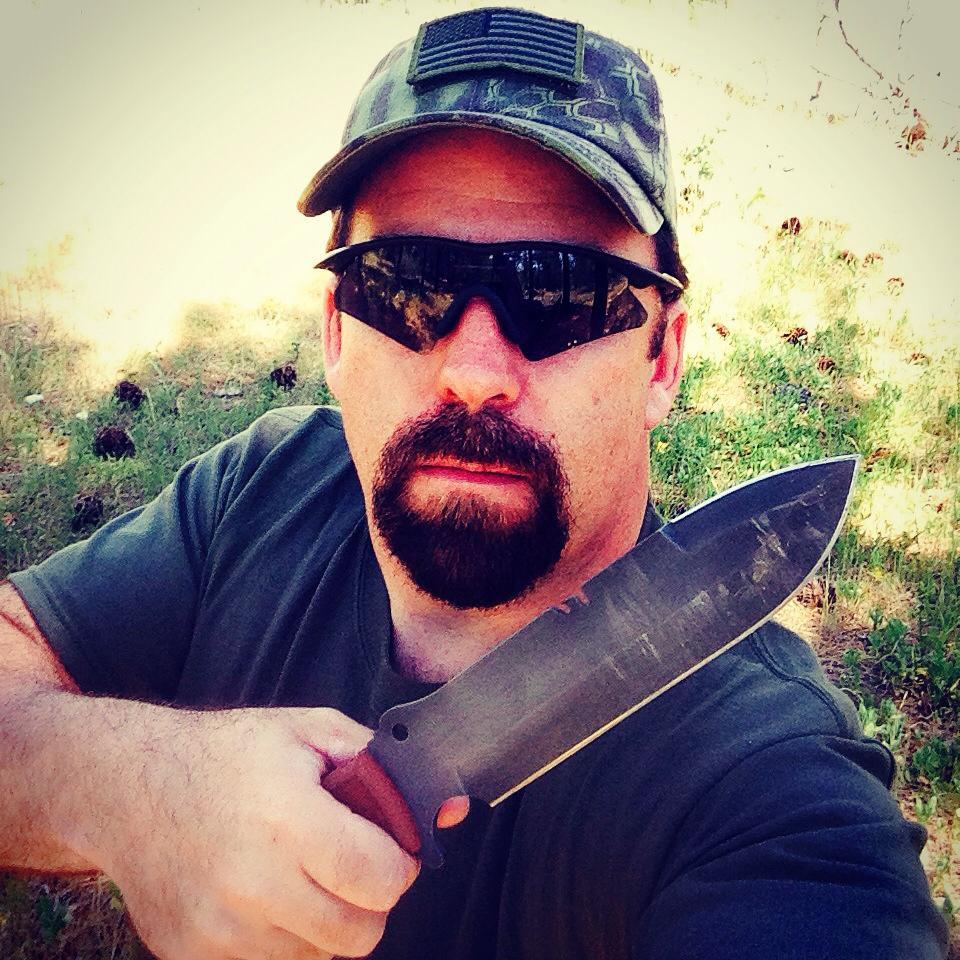John and knife